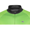 Sugoi Evolution Zap Longsleeve Jersey Men Green/Cannondale Print